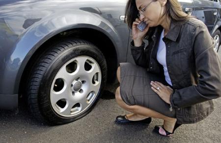 La presión uno de los grandes problemas de los neumáticos de segunda mano