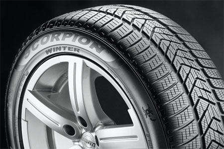 Pirelli Scorpion Winter: