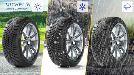Gama de neumáticos de invierno Michelin