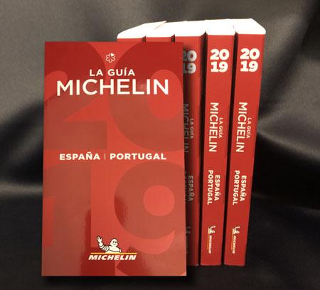 Guía Michelin España & Portugal 2019