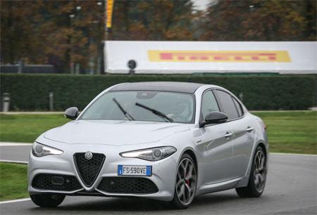 Pirelli, partner técnico del evento 'Alfa Driving Academy'