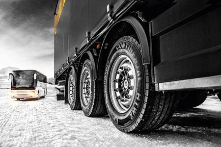 Neumáticos de invierno Continental