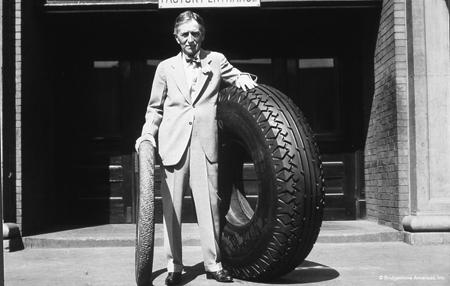 Harvey Firestone 150 años de su nacimiento
