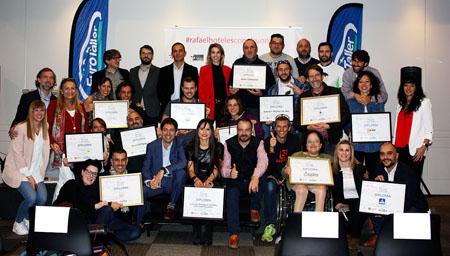 EuroTaller entrega sus Premios Solidarios del Running