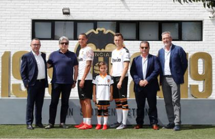 Sailun Tyre, distribuida en exclusiva por Grupo Soledad, nuevo Global Official Partner del Valencia CF